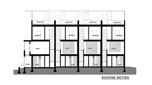 Row House Floor Plans Gallery Of Emerson Rowhouse Meridian 105 Architecture 18