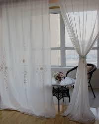 online get cheap white balloon curtains aliexpress com alibaba