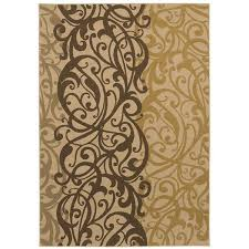 Shaw Accent Rugs | shaw living delilah beige accent rug 2 x 3 free shipping on