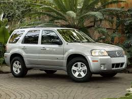 mercury mariner hybrid 2006 pictures information u0026 specs