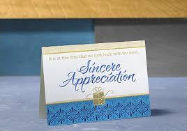 appreciation cards thank you cards