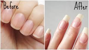 diy nail growth recipe nail growth in 5 days styledbyaishyee