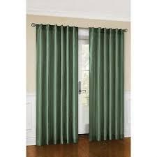 faux silk curtains ebay