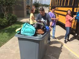 mayde creek high school yearbook former mayde creek high school helps with hurricane