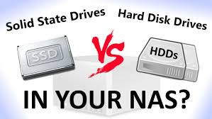 should you install an ssd or hdd in your nas youtube