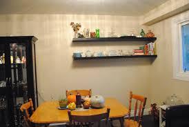 slim kitchen sideboard storage room shelving dining room corner