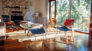 modern livingroom design characteristics of mid century modern style