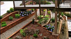 what to do with that back yard slope youtube