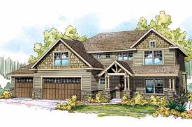 Craftsman Style Ranch House Plans Craftsman House Plans Oakridge 30 761 Associated Designs