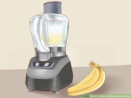 banana for hair 3 ways to make a banana hair mask wikihow