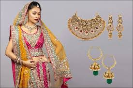 wedding jewellery for rent bridal jewellery on rent in mumbai 6 best rental stores