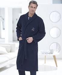 robe de chambre chaude pour homme robe de chambre et peignoir homme damart