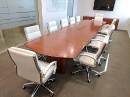 Racetrack Boardroom Table Racetrack Conference Table U2013 Used Office Furniture In San Diego