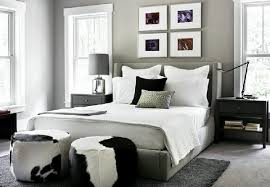 Traditional Home Bedrooms - combination modern and traditional house style bedroom interior