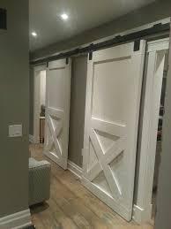 How To Build Barn Doors Sliding Barn Door Design Pics 36 In X 84 In Rustic 2panel Vgroove
