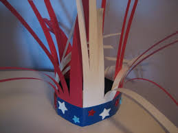4th of july head gear happy home fairy