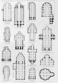 gothic cathedral floor plan gothic church floor plans kilise pinterest gothic