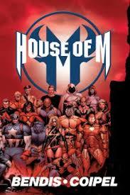 house of m house of m hardcover comic books comics marvel