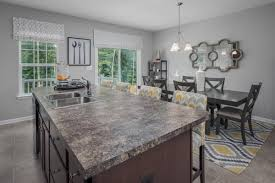 new mozart townhome model for sale at waverly station in bealeton va