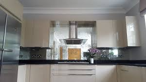 kitchen splashbacks ideas mirrored kitchen splashbacks saligo design presents a stunning