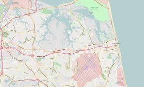 Norfolk Virginia Map by Virginia Beach Va Bolsters Its Broadband Network