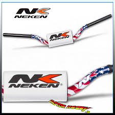 traversino manubrio moto manubrio cross enduro senza traversino 28mm fatbar neken os bar