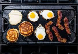 you 10000000 need a cast iron griddle bon appetit