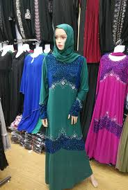 fashion crystal cotton embossing fabric color blocking islamic
