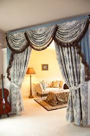Swag Curtains For Living Room by I Like The Elegant Dramatic Feel But Would Choose A Different