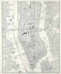 Manhattan Street Map Lower Manhattan 1942 Maps Pinterest Lower Manhattan