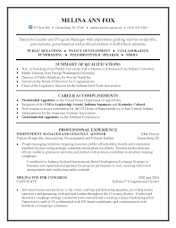 Program Manager Resumes Executive Leader And It Program Manager Resume For Public