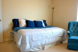 Make A Queen Size Bed by Making A Headboard For Your Bedroom Looks Great Ezovage How To