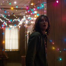 Halloween House Lights Video by Stranger Things Halloween Decor Popsugar Home