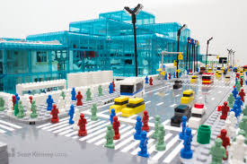 sean kenney art with lego bricks jacob k javits convention center