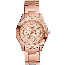ladies rose gold bracelet watches images Ladies stella pvd rose gold bracelet watch es3815 watches from jpg