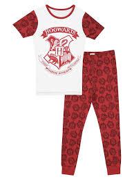 harry potter harry potter hogwarts pajamas