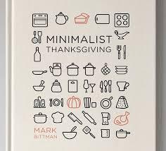 minimalist thanksgiving on student show