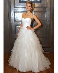 wedding dresses 2011 collection alita graham for kleinfeld fall 2011 collection martha stewart
