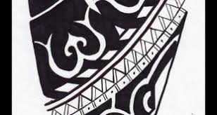 tribal tattoos easy designs and ideas