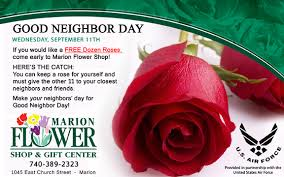 marion flower shop marion flower shop to give away 2 500 roses for day