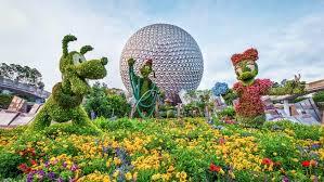 topiaries gardens u0026 exhibits at epcot flower u0026 garden festival