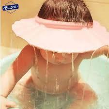 baby shower hat adjustable baby shower cap bluora
