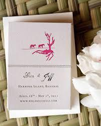 erin and jeffrey harbour island bahamas martha stewart weddings