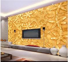 popular golden wall mural buy cheap golden wall mural lots from custom 3d photo wallpaper 3d wall mural wallpaper golden pattern embossed background wall paintings 3d wallpaper