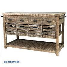 console pour cuisine table de cuisine pour buffet de cuisine en bois fraîche il t central