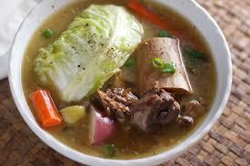bulalo filipino beef soup
