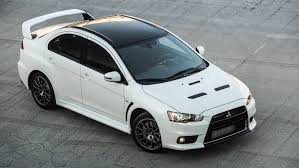 mitsubishi mobil 2015 mitsubishi lancer evolution x final edition review top speed