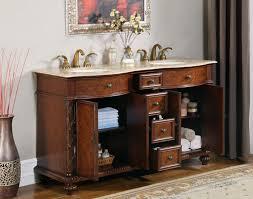 60 Bathroom Vanity Double Sink by 60 U201d Perfecta Pa 240 Bathroom Vanity Double Sink Cabinet Brazilian