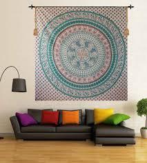 hippie tapestry bob marley reggae tapestries rastafarian wall