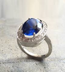 ring diana sapphire ring antique ring princess diana ring vintage